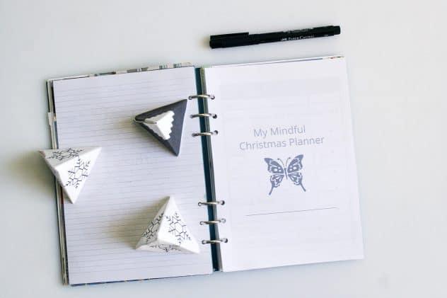 My Mindful Christmas Planner - Minimalist Version-1